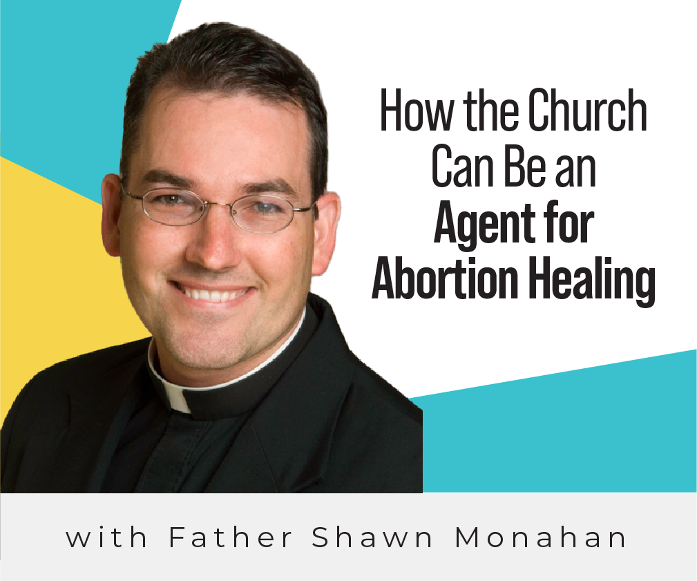 Father Shawn Monahan MR